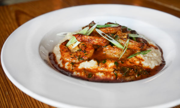 Image of Hunter-Gatherer Shrimp and Grits