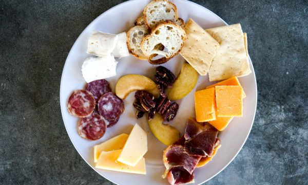 Image of Hunter-Gatherer cheese plate