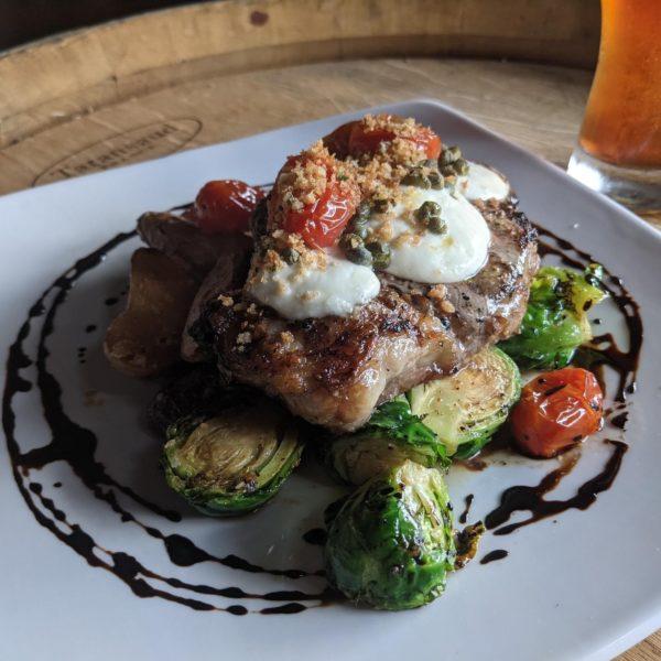 Steak Palermo